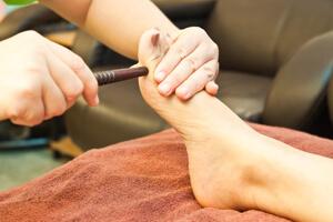Masaż tajski stóp