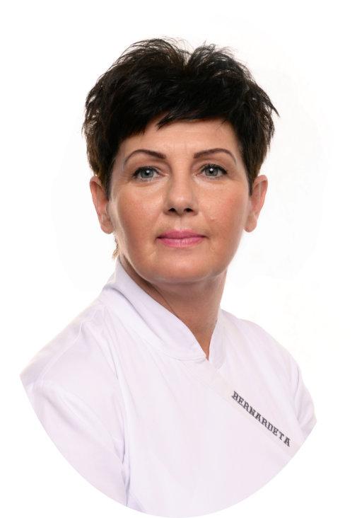 Bernardetta Polityło kosmetyczka i masażystka